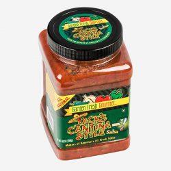 Bottles and Jars Jacks Cantina Style Salsa - Packline USA