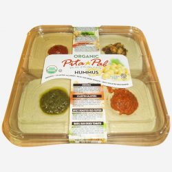 Organic Pita Dips and Salsa - Packline USA