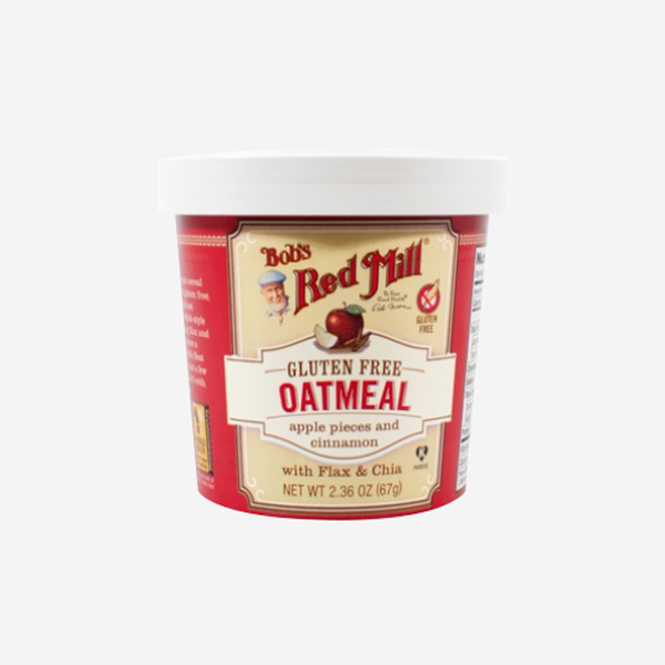 Custom Product Packaging Oatmeal and Cereal - Packline USA