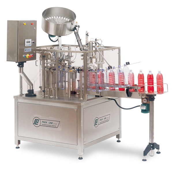 PFM bottling machine