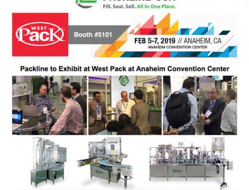 Packline to Exhibit at West Pack at Anaheim Convention Center