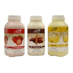 Bottles and Jars Oatmeal Compressed 3 Jars - Packline USA