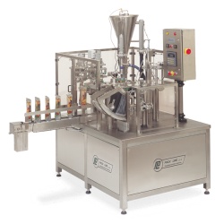 Rotary Pouch Packaging Machine - PDP-4