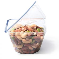 Nuts, Snacks and Candies Assorted Nuts Flip Lid - Packline USA