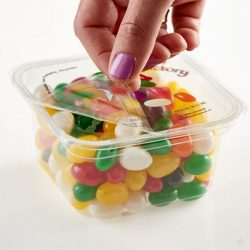Nuts, Snacks and Candies Flip Lid Assorted - Packline USA