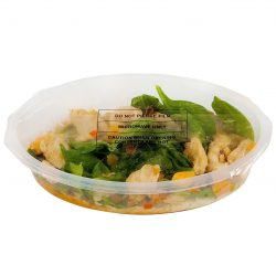 Ready and Frozen Meals Fresh Tray Steamer Compressed - Packline USA