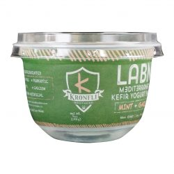 Singles, Grab and Go Labni Cup Green - Packline USA