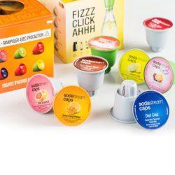 Coffee Single Cup KCups Nesspresso Soda - Packline USA