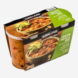 Soups and Dressings Kirkland Chicken Tortilla Soup - Packline USA