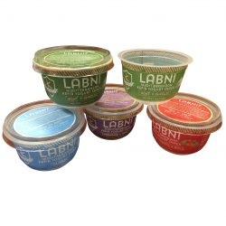 Margarine and Ice Cream Labni Yogurt Snack - Packline USA