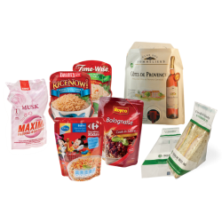 Custom Product Packaging Pouches - Packline USA