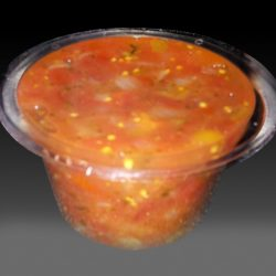 Soups and Dressings Salsa Vacuum Cups - Packline USA