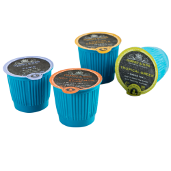 Custom Product Packaging Coffee Single Cup - Packline USA