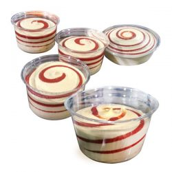 Margarine and Ice Cream Swirl Hummus - Packline USA