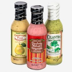 Soups and Dressings Trader Joes Bottles - Packline USA